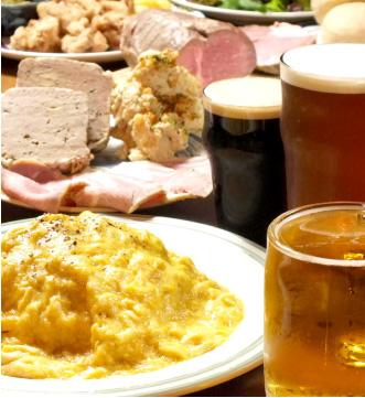 クラフトビール飲み放題プラン画像